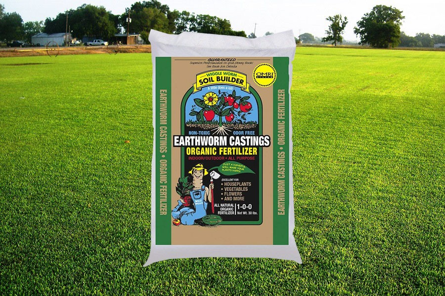 Unco Industries Wiggle Worm Soil Builder Worm Castings Review